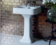 arcade bathrooms classic stone. Black Bedroom Furniture Sets. Home Design Ideas
