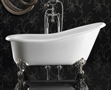 nostalgie badezimmer classic stone. Black Bedroom Furniture Sets. Home Design Ideas