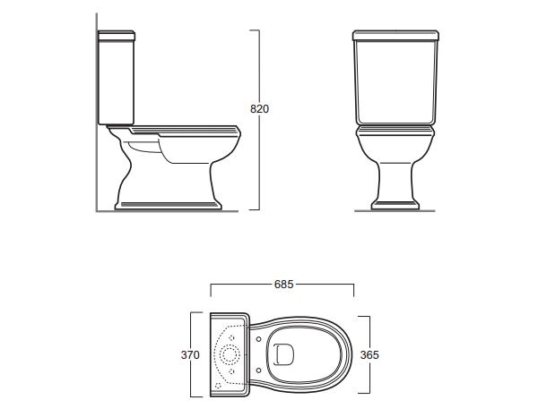 wc wc becken traditionelle traditionell designer bad. Black Bedroom Furniture Sets. Home Design Ideas