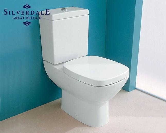 Hervorragend Design WC-Becken Ascot Classic & Stone KS26