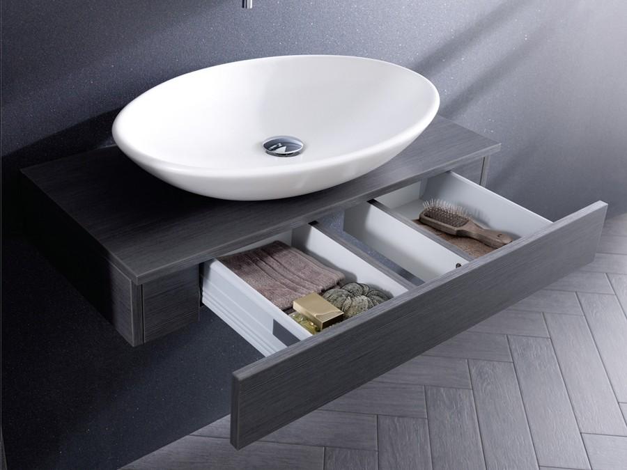 Konsole Mit Schublade : design konsole mit schublade edge 800 classic stone ~ Whattoseeinmadrid.com Haus und Dekorationen