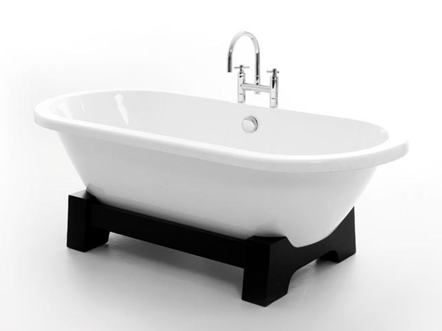 freistehende badewanne acryl badewanne freistehende nostalgie badewanne badewannen. Black Bedroom Furniture Sets. Home Design Ideas