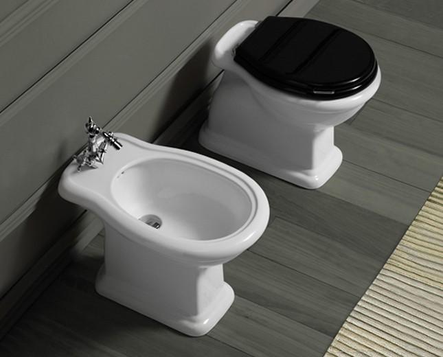 nostalgie keramik wc becken latium classic stone. Black Bedroom Furniture Sets. Home Design Ideas