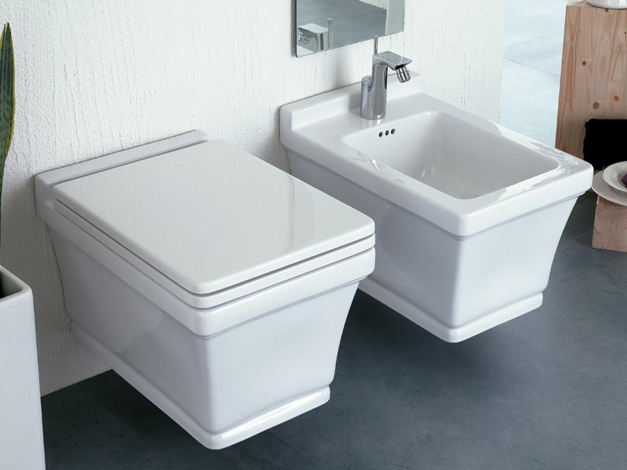 wc wc becken modern design traditionelle traditionell wandh ngend bad badezimmer becken. Black Bedroom Furniture Sets. Home Design Ideas