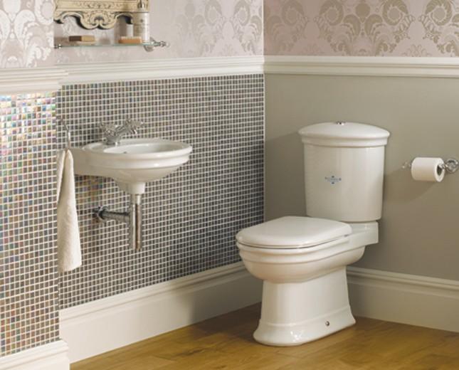 Nostalgie waschtisch traditioneller waschtisch nostalgie - Badezimmermobel design ...