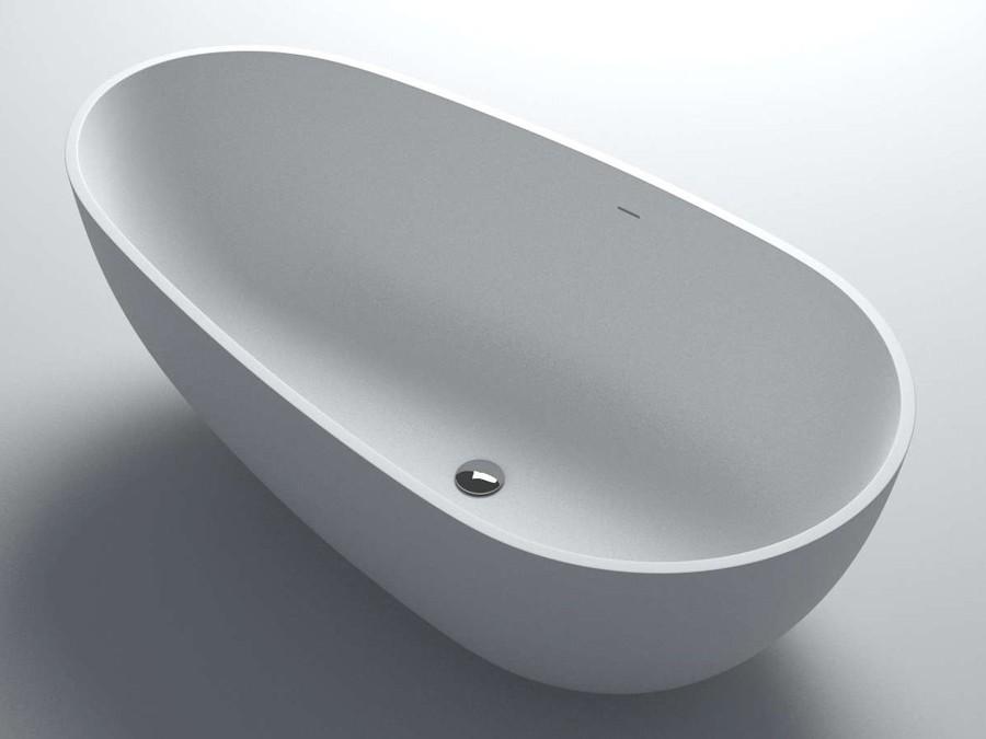 Freistehende badewanne mineralguss oder acryl  Freistehende Badewanne, Mineralguss Badewanne, Freistehende ...
