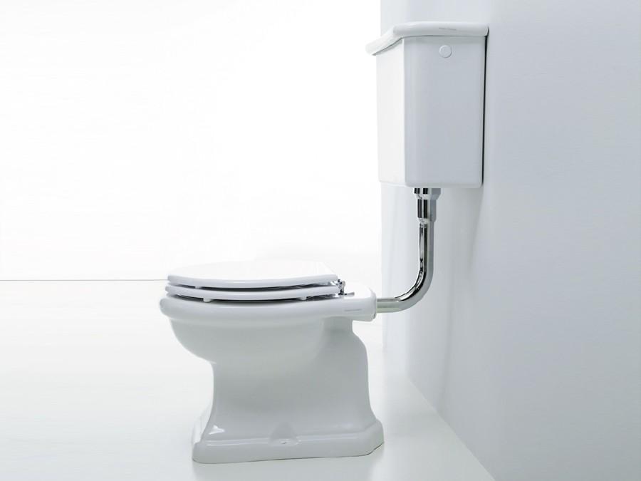 Top WC, WC Becken, nostalgie, design, traditionelle, traditionell  IM48
