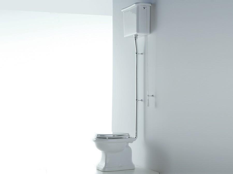 Unterschiedlich WC, WC Becken, nostalgie, design, traditionelle, traditionell  PV28