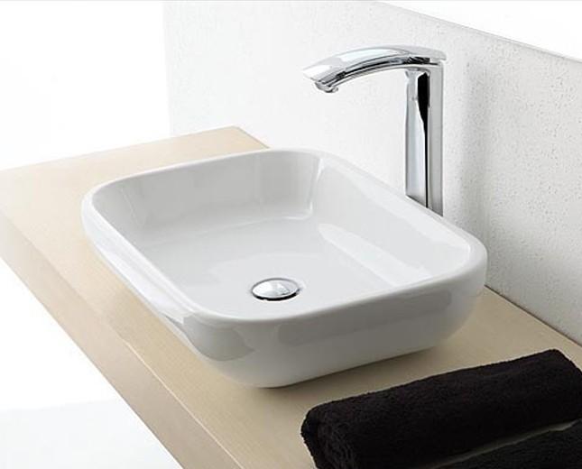 aufsatzwaschbecken waschbecken keramik waschbecken. Black Bedroom Furniture Sets. Home Design Ideas