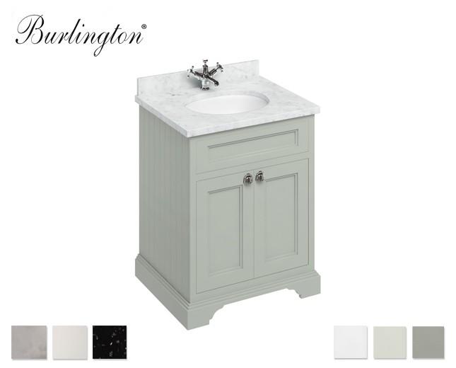nostalgie keramik waschtisch mit unterbau minerva 65 classic stone. Black Bedroom Furniture Sets. Home Design Ideas