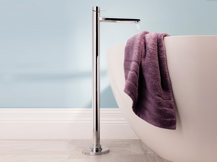 design badewannen standarmatur kai lever classic stone. Black Bedroom Furniture Sets. Home Design Ideas