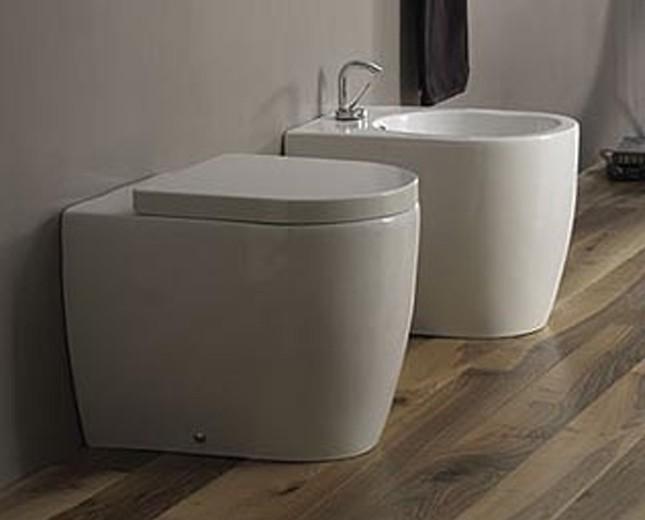 Brandneu WC, WC Becken, modern, design, traditionelle, traditionell  SZ61