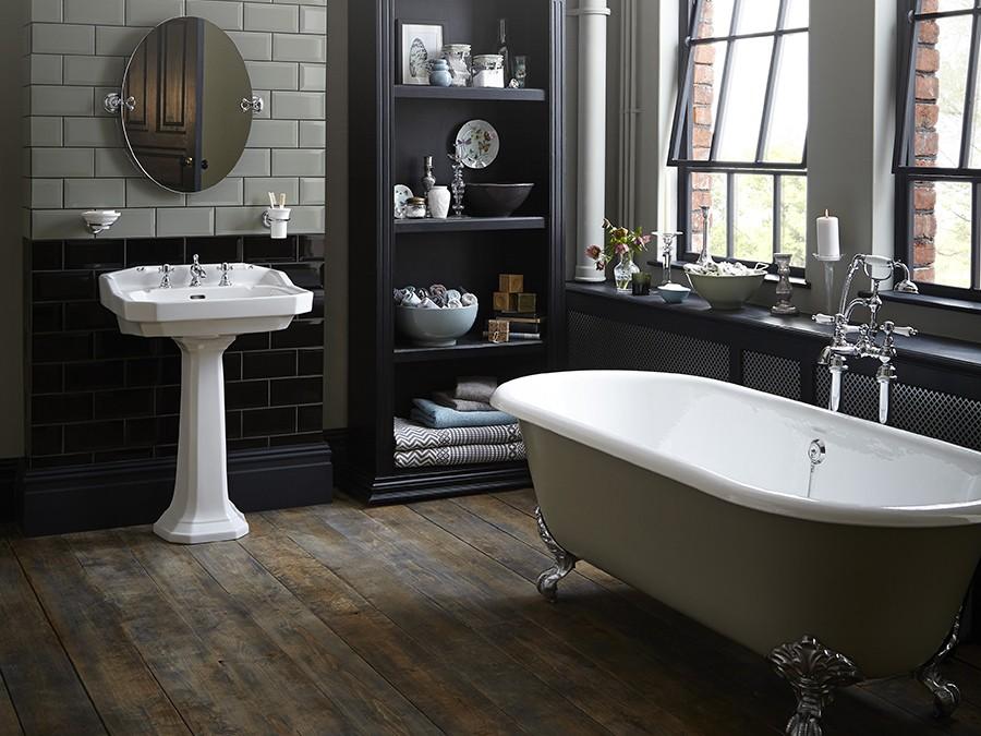 nostalgie waschtisch traditioneller waschtisch mit stands ule nostalgie design traditionelle. Black Bedroom Furniture Sets. Home Design Ideas