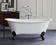 nostalgie badewannen classic stone. Black Bedroom Furniture Sets. Home Design Ideas