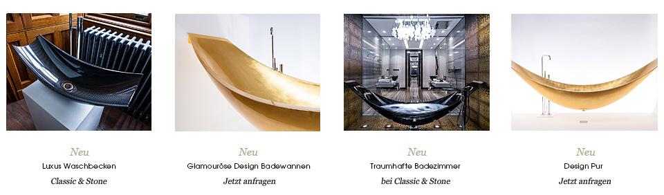 design-badezimmer classic & stone, Badezimmer