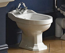 Heritage Bathrooms Bidet-Becken