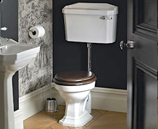 Heritage Bathrooms WC-Becken