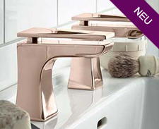 Heritage Bathrooms Rosegold