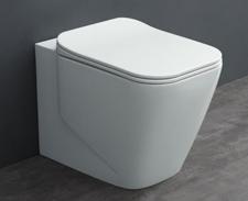 Mineralguss WC-Becken