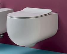 Wandhängende Design WCs