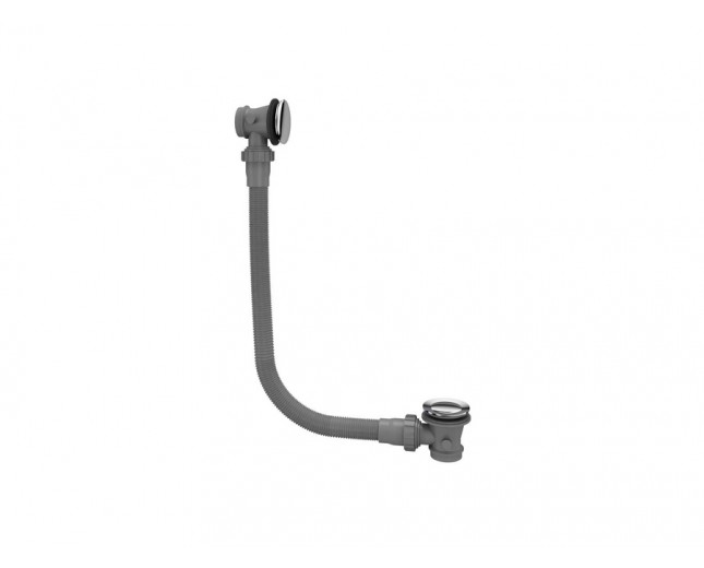 Ab- und Überlaufgarnitur Flexibel