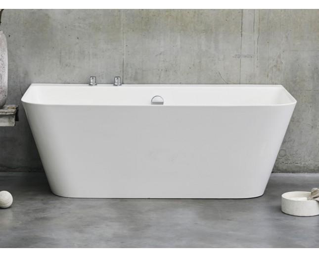 Freistehende Badewanne aus Clearstone Patinato Grande
