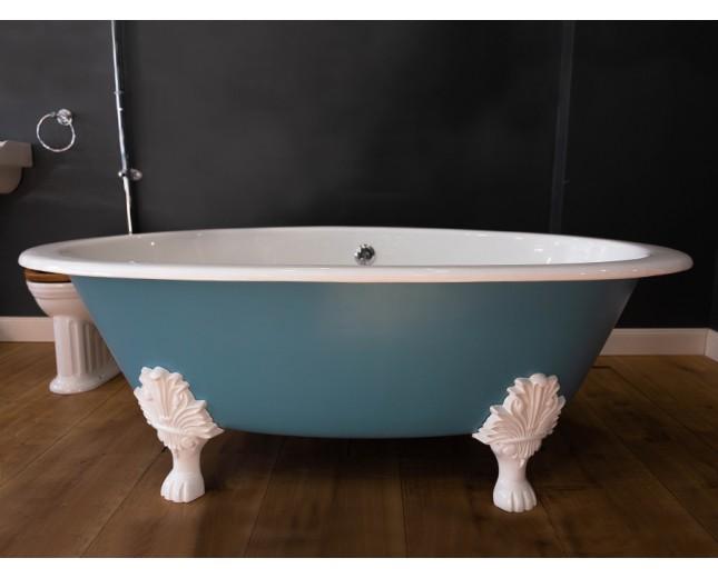 Freistehende Gusseisen Badewanne Dorset
