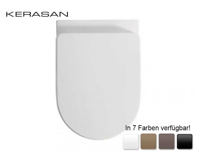 Keramik WC-Becken Flo wandhängend 50