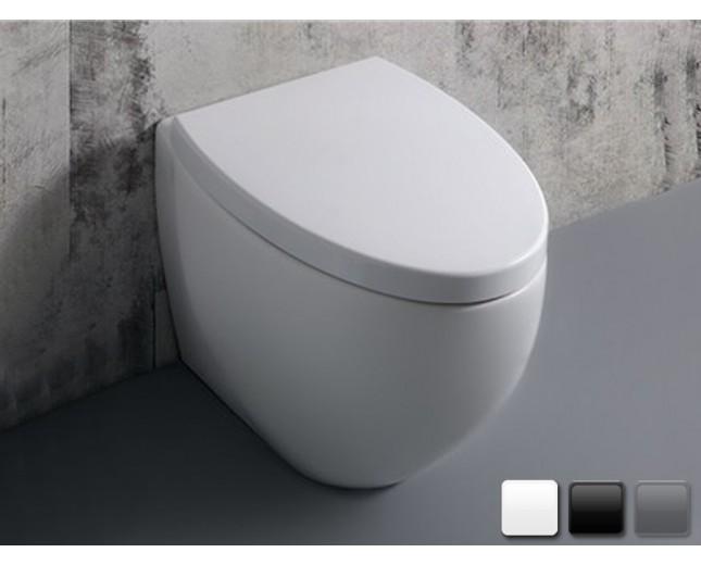 Keramik WC-Becken Ovo bodenstehend