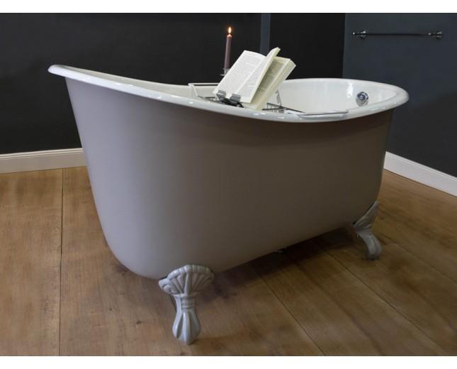 Freistehende Gusseisen Badewanne Lincoln