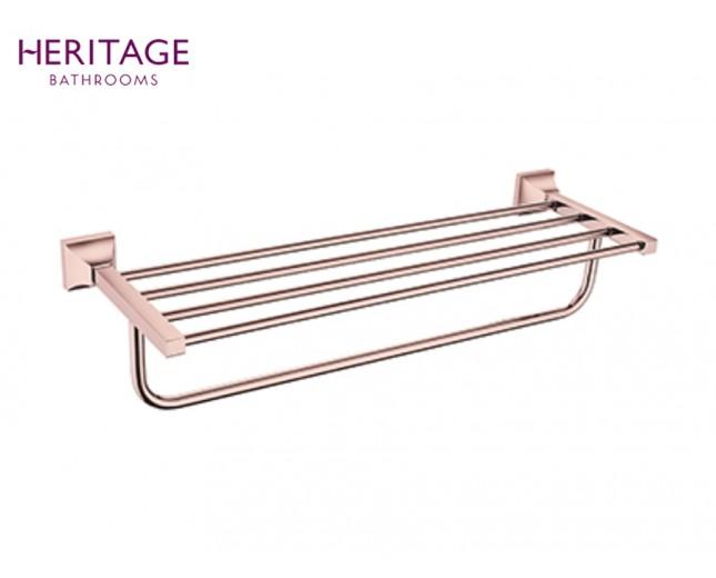 Design Handtuchstange Chancery Rosé Large