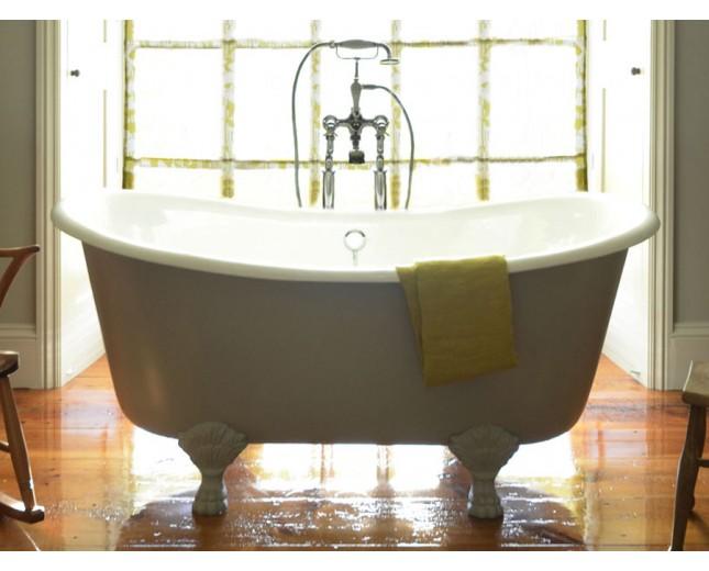 Freistehende Gusseisen Badewanne Saint Cloud
