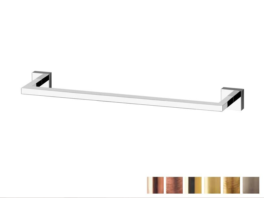 Design Handtuchhalter zur Wandmontage 45cm Hotel Classic
