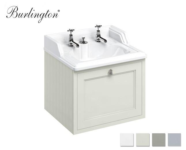 retro waschtisch mit unterbau edwardian 65 wandh ngend. Black Bedroom Furniture Sets. Home Design Ideas