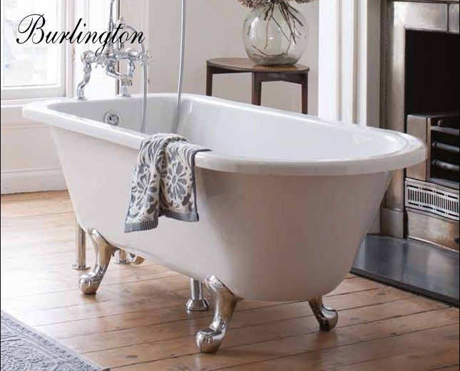 freistehende klassische badewanne blenheim