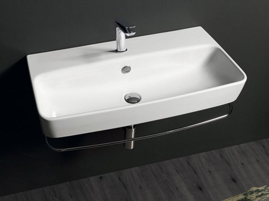 waschbecken wandh ngend delta simas design modern 1. Black Bedroom Furniture Sets. Home Design Ideas
