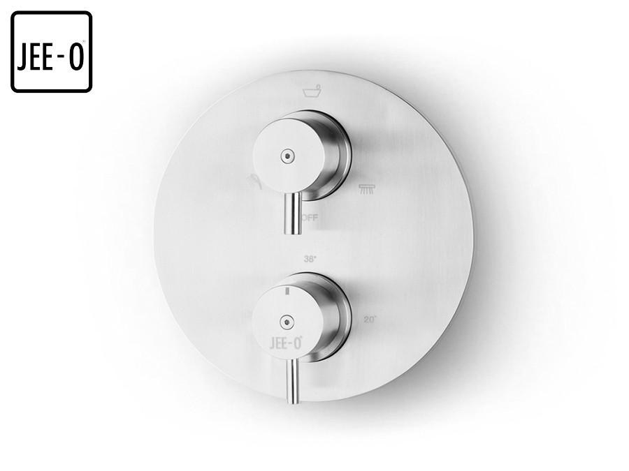 Fabulous Design Unterputz Thermostat Duscharmatur Slimline / 2 Weg Classic CT61