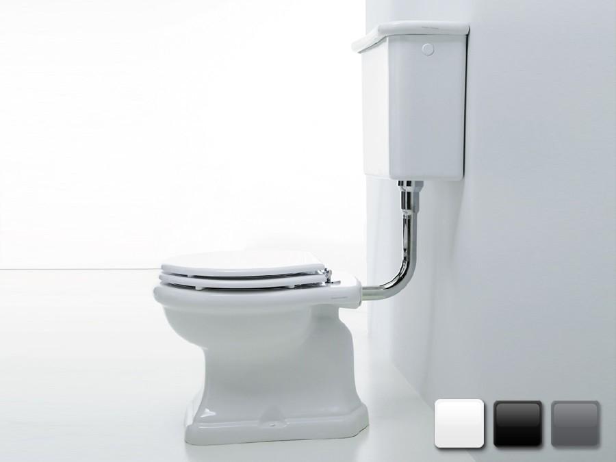Turbo WC, WC Becken, nostalgie, design, traditionelle, traditionell XO22