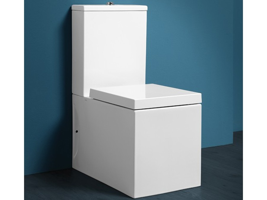 Sehr wc-becken, spülkasten, frost, simas, design, modern, 1-lochbohrung GG68