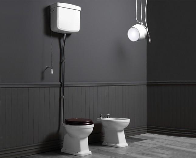Wc wc becken modern design traditionelle traditionell