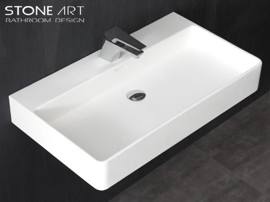 mineralguss waschbecken pflege wohn design. Black Bedroom Furniture Sets. Home Design Ideas