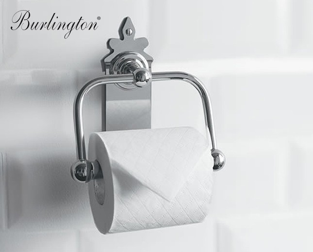 Nostalgie Toilettenrollenhalter Edwardian Spire