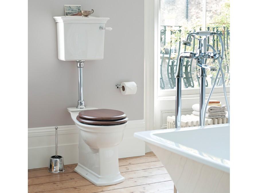 WC, WC Becken, nostalgie, design, traditionelle, traditionell ...