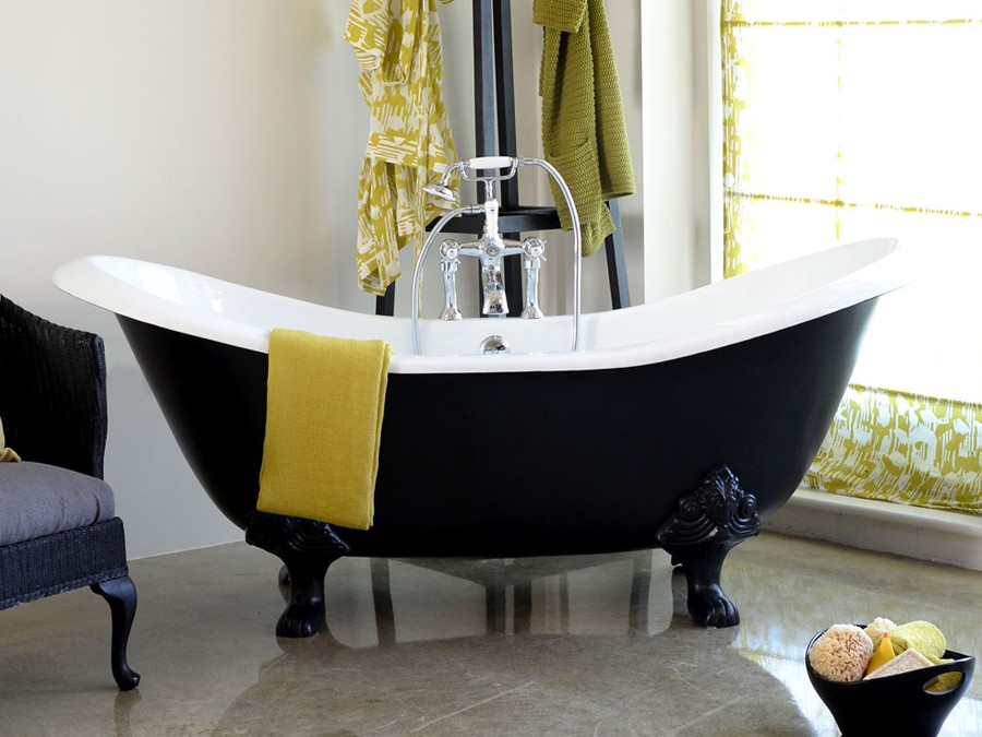 Freistehende Gusseisen Badewanne, Guss Badewanne, Guss-Badewannen ... | {Freistehende badewanne antik gebraucht 96}