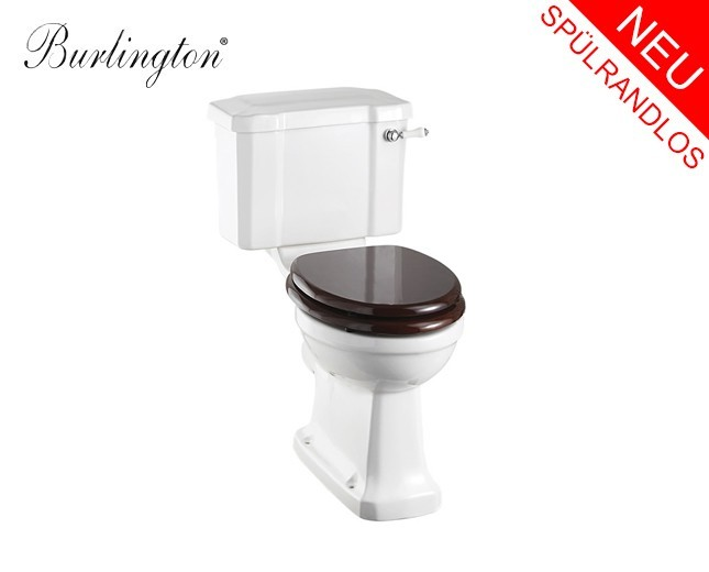 sp lrandloses keramik wc becken classic small mit aufgesetztem sp lkasten classic stone. Black Bedroom Furniture Sets. Home Design Ideas