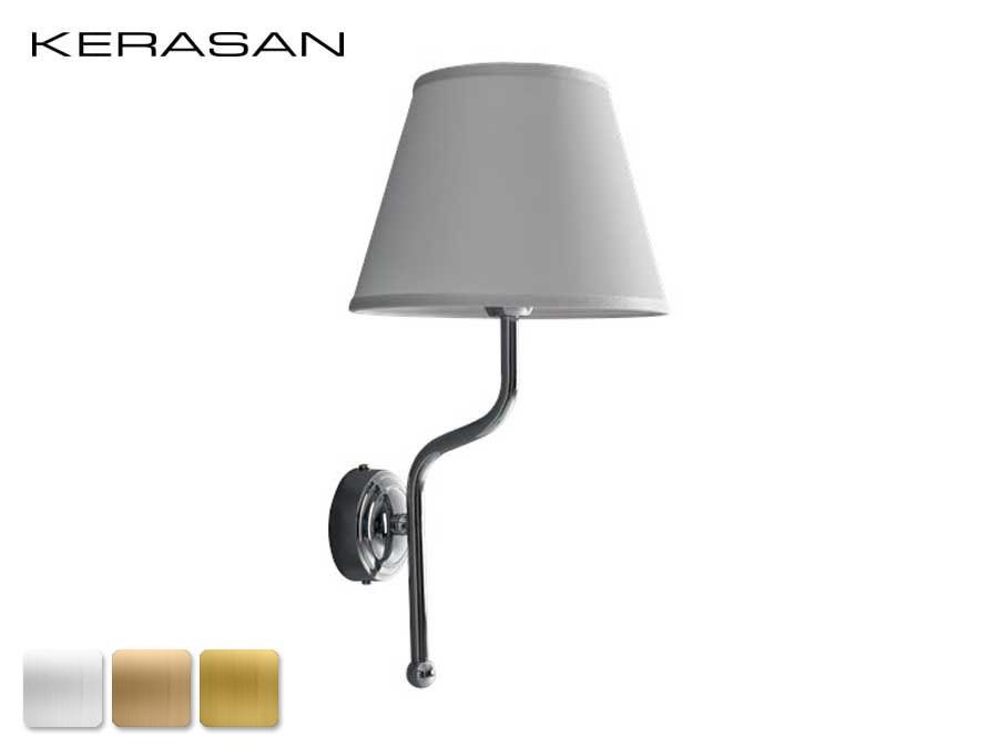 Beliebt badezimmer-lampe,nostalgie, wandlampe, waldorf, kerasan, nostalgie WT37