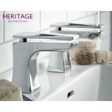Design Zweiloch Waschtischarmatur Hemsby