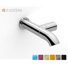 Design Einloch Waschtischarmatur Zazzeri Pop zur Wandmontage