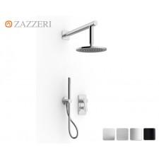 Design Unterputz-Duscharmatur Zazzeri Trend 2-Wege