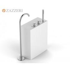 Design Wannenrand-Standarmatur Zazzeri Z316